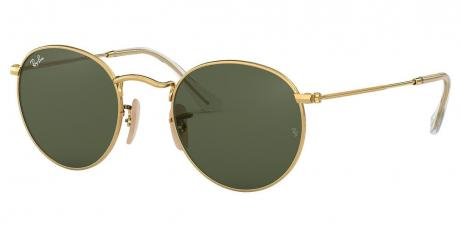 Ray-Ban Round RB 3447N 001 50